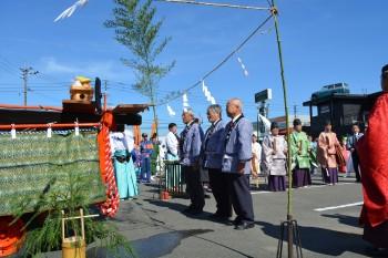 14味水御井神社神事