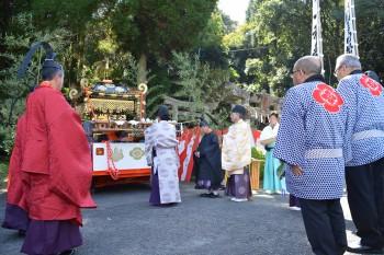 19高良御子神社神事