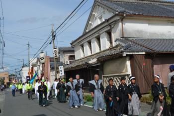 37高良内八幡神社へ