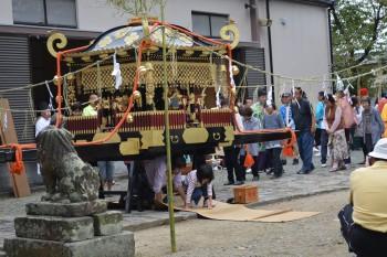 47高良内八幡神社